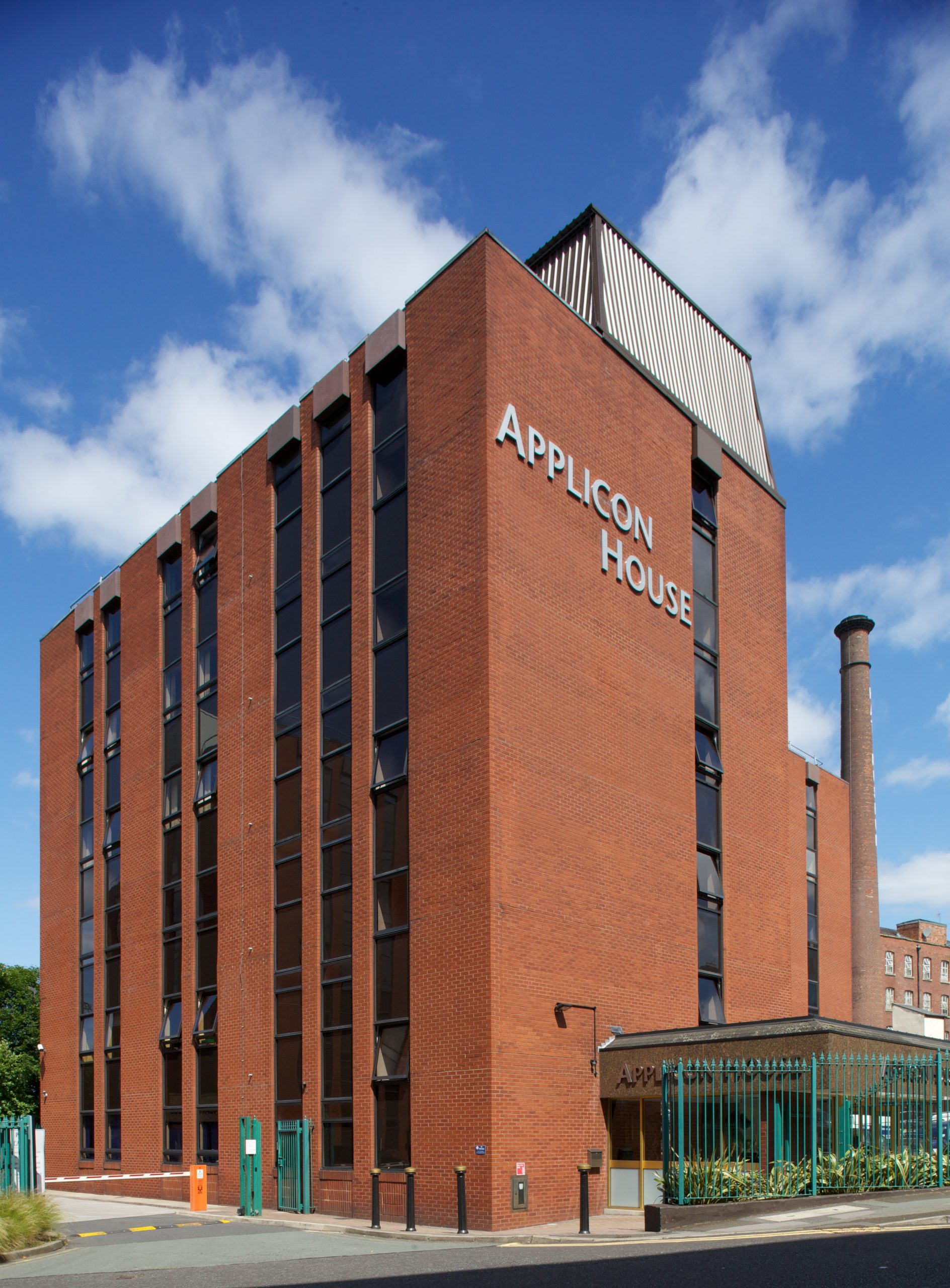 Rent office space in Stockport at Applicon House