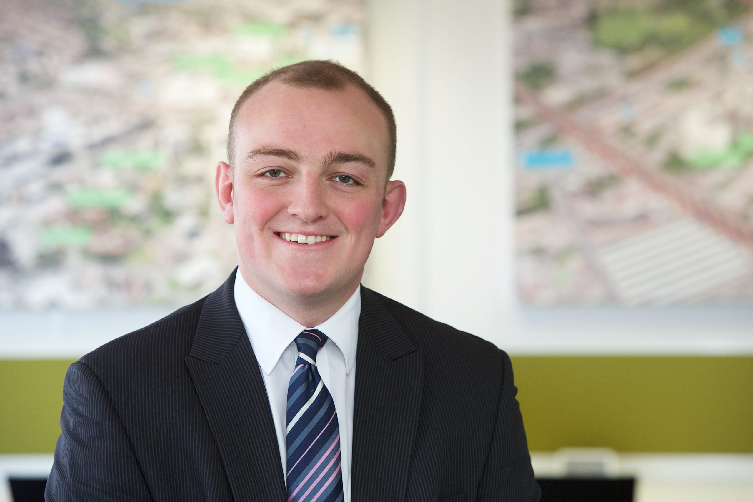 Contact James Nicholson for Stockport offices to let