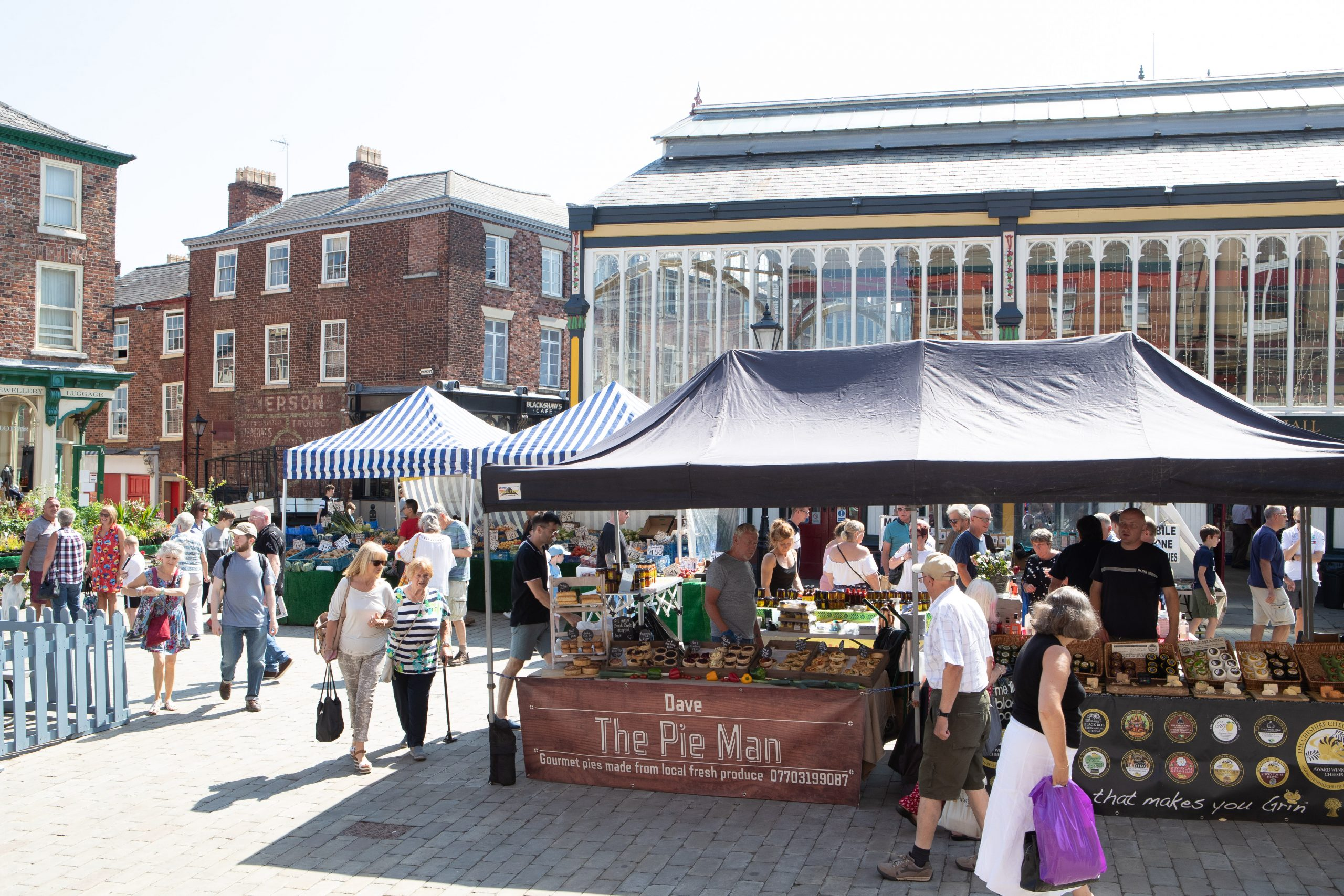 Stockport's Makers Market