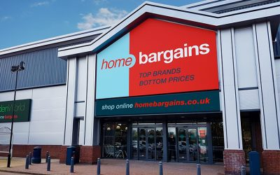 Orbit's Lyme Green Retail & Business Park Hosts New Home Bargains Store