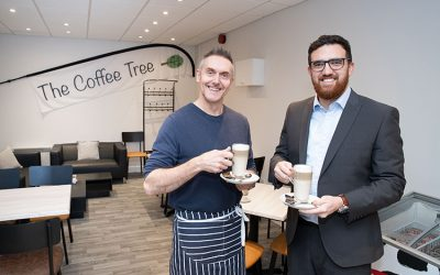 The Coffee Tree Opens at Tytherington Business Village